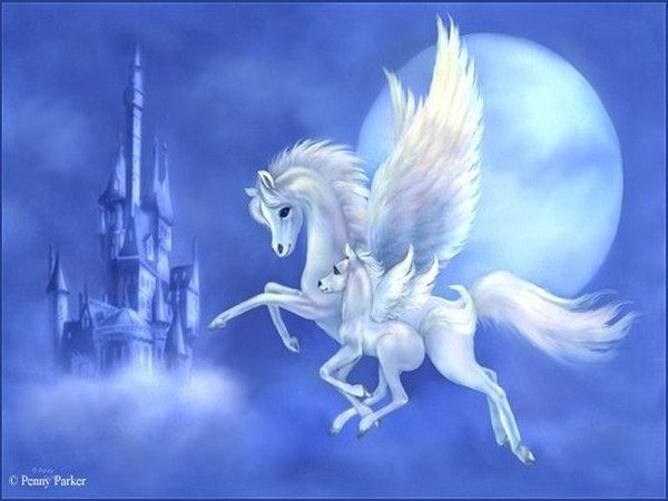 {RPG} Poney,cheval, pégase ou licorne