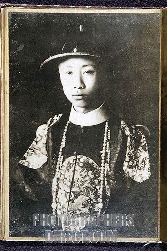 Le dernier empereur chinois Pu-Yi